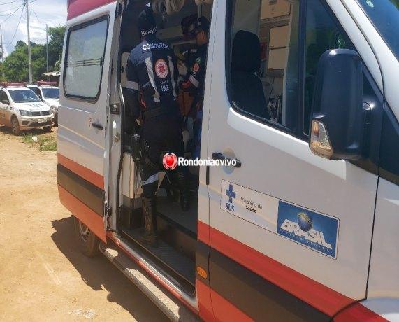 TENTATIVA DE HOMICÍDIO: Flanelinha é atacado com quatro golpes de faca enquanto vigiava carros