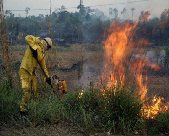 VILHENA: Multas para quem praticar queimadas pode passar de R$ 10 mil
