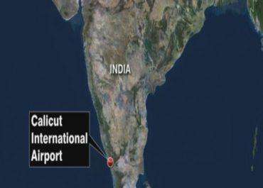 URGENTE: Avião se parte em dois durante pouso na Índia e deixa ao menos 3 mortos