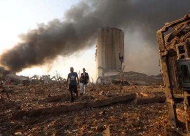 Líderes do Líbano foram alertados em julho sobre explosivos no porto