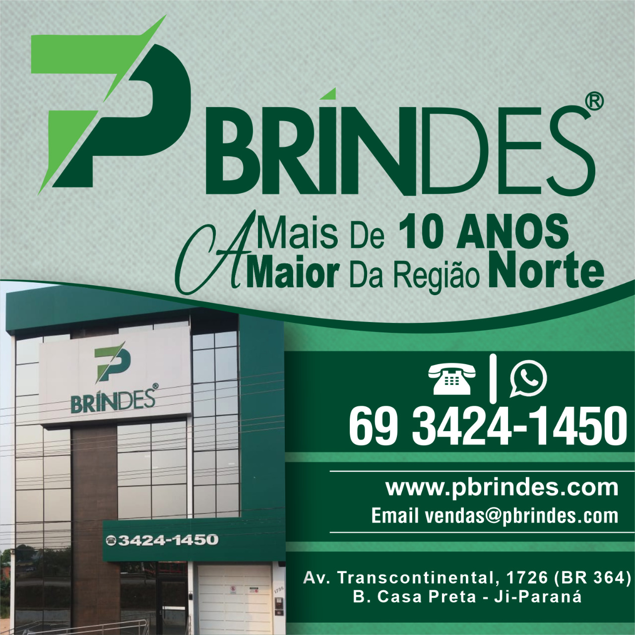 pbrindes