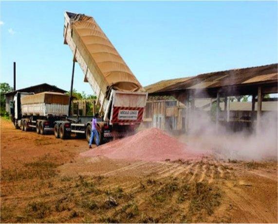 RONDÔNIA: Produtores rurais são beneficiados com a entrega de mais de mil toneladas de calcário