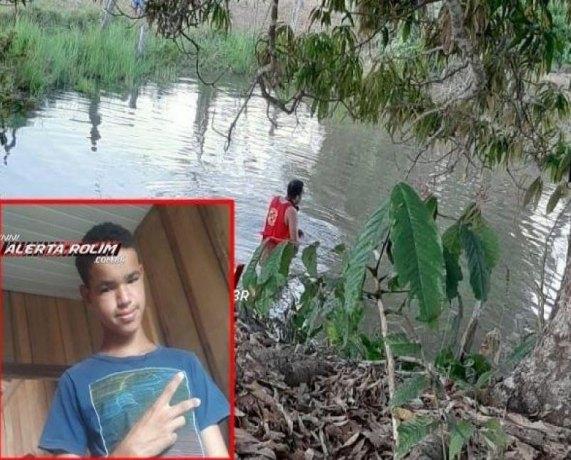 TRÁGICO: Adolescente morre afogado enquanto mãe pescava em represa