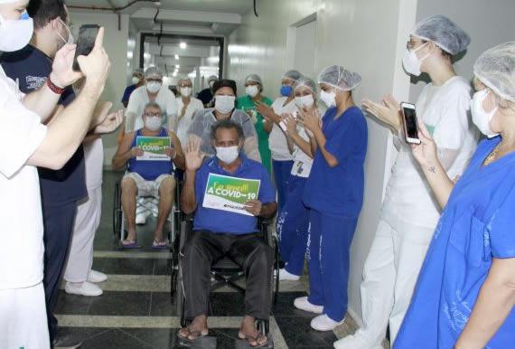 Número de curados da Covid-19 em Rondônia passa de 35 mil casos