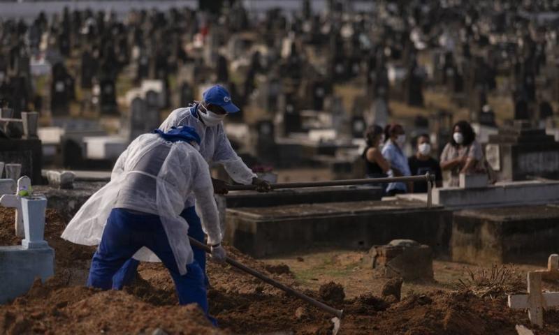 Covid-19 mata mais que crimes violentos em Rondônia