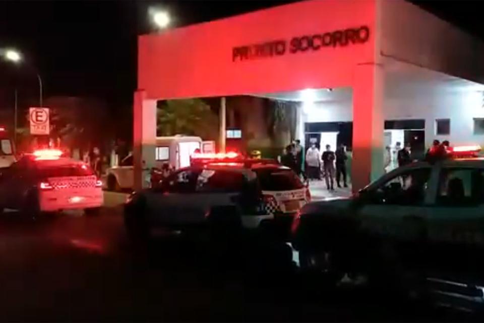 Homem é atacado com várias facadas na zona rural de Candeias
