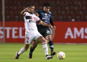 Goleada sofrida para o Del Valle é a maior derrota do Flamengo na história da Libertadores
