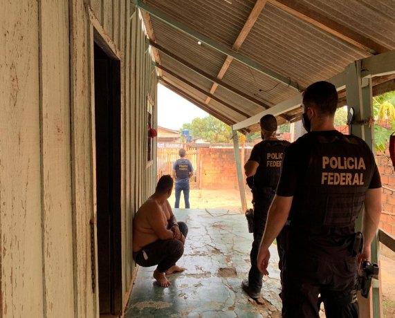 VENDIA NO FACEBOOK: Polícia Federal prende falsificador de dinheiro em Rondônia