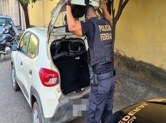 CRASSA: PF faz operação em sete Estados contra grupo que contrabandeava diamantes em RO