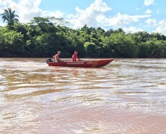 BUSCAS: Pescador desaparecido no rio Madeira pode ter sido atacado por cobra ou jacaré