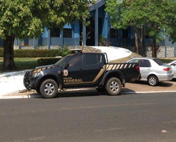 URGENTE: Prefeitos e ex-deputado são presos pela Polícia Federal em Rondônia