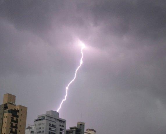 PREVISÃO PARA RONDÔNIA: Domingo deve ter pancadas de chuva com trovoadas, prevê Sipam