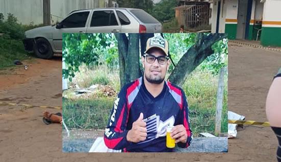 Jovem é morto a tiros no pátio de posto de combustível em Ouro Preto