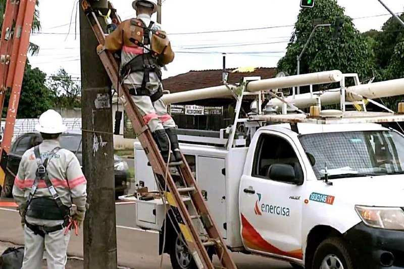 ENERGIA ELÉTRICA: MP obtém liminar que obriga Energisa a prestar serviço de qualidade