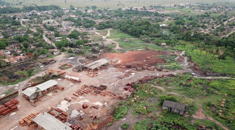 LAVAGEM E CORRUPÇÃO: PF apreende quase R$ 1 milhão em bens durante ação em distrito de PVH