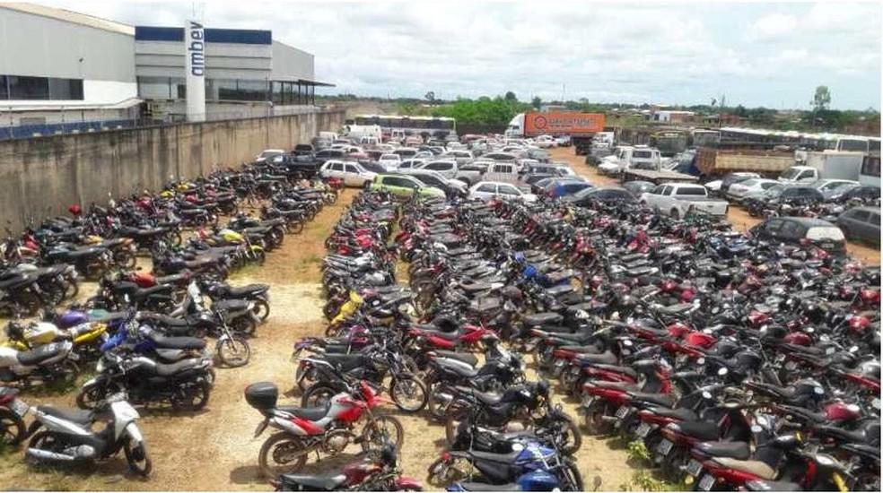 LANCES: PRF realiza na próxima segunda (26), leilão de veículos apreendidos em RO