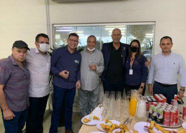 Potencial do pescado de Rondônia chama atenção de embaixador de Israel