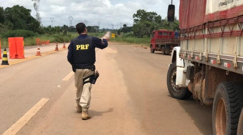 Haverá restrição de tráfego nas rodovias de pista simples em Rondônia