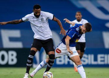 Série B: Cruzeiro empata com Figueirense no Mineirão