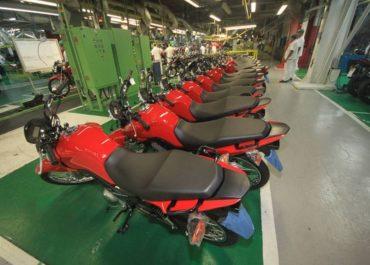 IMPACTOS DA COVID-19: Honda anuncia suspensão temporária da produção de motos em Manaus