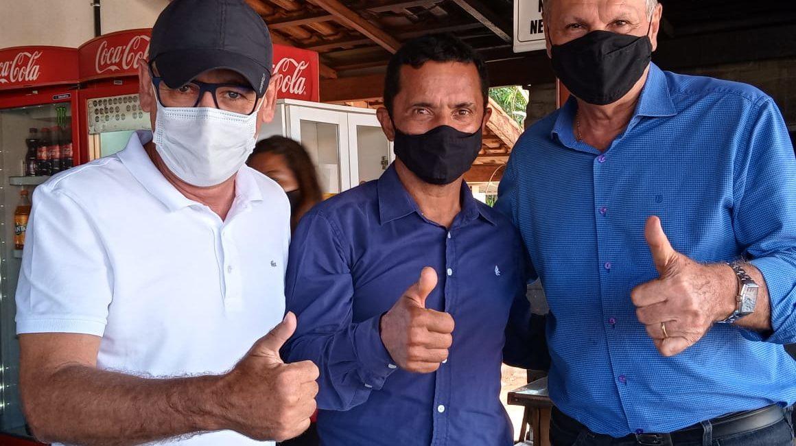 Deputado Adelino Follador cumpre agenda em Nova União, Ouro Preto do Oeste e Jaru