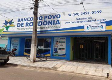 APOIO: Banco do Povo reforçou disponibilidade de crédito financiando