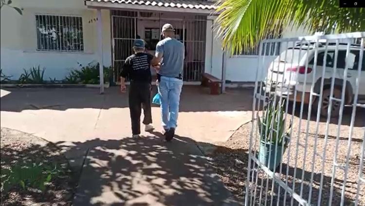 14 ANOS DE PRISÃO: Idoso que estuprou criança é preso após avó flagrar o ato