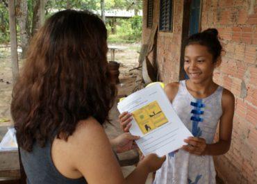 """""""Busca Ativa"""" resgata alunos afastados do ambiente escolar em Rondônia"""